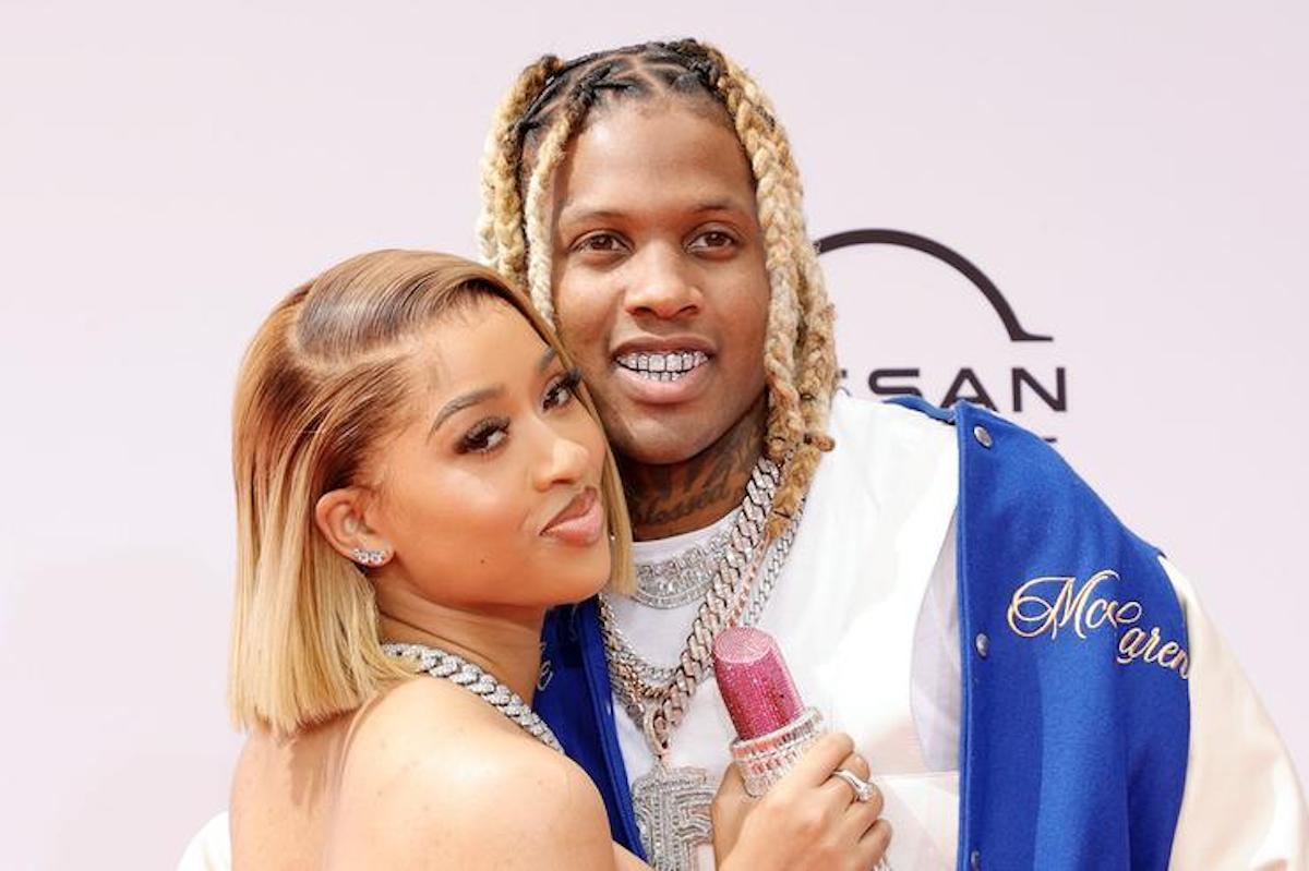Lil Durk's Pic With Transgender,